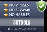 3uTools is free of viruses and malware.