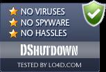 DShutdown is free of viruses and malware.