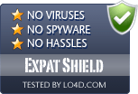Expat Shield is free of viruses and malware.