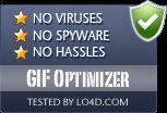 GIF Optimizer is free of viruses and malware.