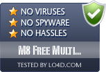 M8 Free Multi Clipboard is free of viruses and malware.