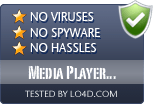 Media Player Classic - Home Cinema is free of viruses and malware.