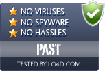 PAST is free of viruses and malware.