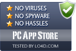PC App Store is free of viruses and malware.