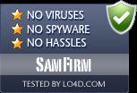 SamFirm is free of viruses and malware.