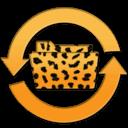 Cheetah Sync Icon