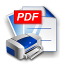 CutePDF Writer Icon
