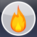 Express Burn Free Icon