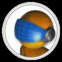 K 3D Icon