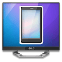 LG On-Screen Phone