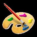 Photo-Brush Icon