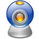 Webcam Video Diary Icon