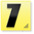 7 Sticky Notes Icon
