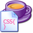 CoffeeCup StyleSheet Maker Icon