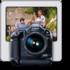 Digital Photo Professional Icon