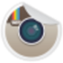Instagram Downloader Icon