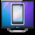 LG On Screen Phone Icon