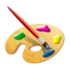 Photo Brush Icon