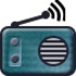 Pocket Radio Player Icon