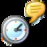 Talking Desktop Clock Icon