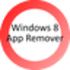 Windows 8 App Remover Icon