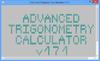 Advanced Trigonometry Calculator - Screenshot 1