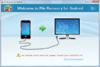 Android File Recovery - Screenshot 2