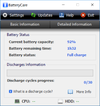 BatteryCare - Screenshot 1