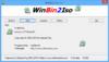 WinBin2Iso - Screenshot 2