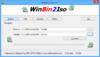 WinBin2Iso - Screenshot 4
