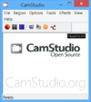 CamStudio Portable - Screenshot 1