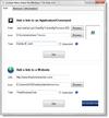 Context Menu Editor - Screenshot 1