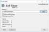 EXIF Eraser - Screenshot 1