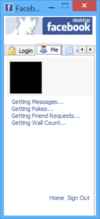 Facebook Desktop - Screenshot 2
