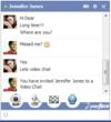 Facebook Video Chat - Screenshot 2