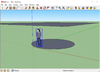 Google SketchUp - Screenshot 1