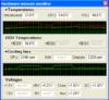 Hardware Sensors Monitor - Screenshot 1
