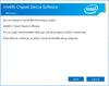 Intel Chipset Device Software - Screenshot 1