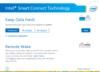 Intel Smart Connect Technology - Screenshot 2
