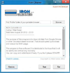 Iron Cleaner - Screenshot 1