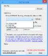 ISO to USB - Screenshot 2