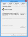 DirectX Control Panel - Screenshot 1