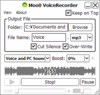 Moo0 Voice Recorder - Screenshot 1