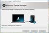 Motorola Device Manager - 2