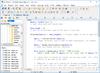 PSPad Editor - Screenshot 1