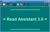 Read Assistant - Screenshot 1