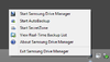 Samsung Drive Manager - 3