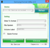 Samsung Format Utility - Screenshot 1