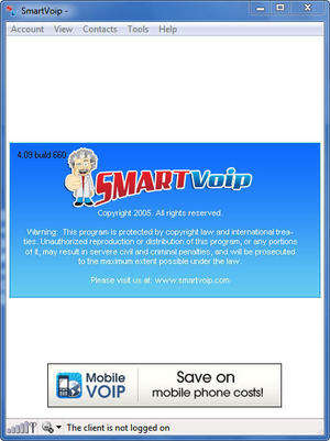 SmartVoip - Screenshot 4