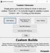 Taskbar Eliminator - Screenshot 1